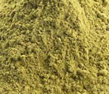 CERTIFIED ORGANIC LEMON VERBENA LEAF POWDER, 1 oz dry bulk herb, soaps, teas