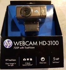 HP WebCam HD-3100 Web Camera