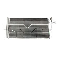 For Mini Cooper Countryman Paceman A/C Condenser and Evaporator TYC 3884