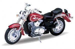 2002 Kawasaki Vulcan 1500 Classic, Welly Motorrad Modell 1:18