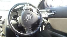 MAZDA RX8 LEATHER STEERING WHEEL WITH AUDIO BUTTONS