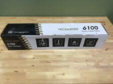 Promaster 6100 Photo/video Tripod Very Good 3E
