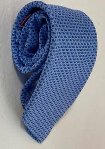 Vinyard Vines Men's Neck Tie Whale Blue Marthas Vineyard Silk