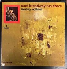 Sonny Rollins East Broadway Run Down LP Vinyl MONO Impulse 1966 Jazz Gatefold