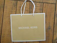 "Michael Kors Soft Card Small Carrier Bag  10"" x 8"""