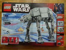 Lego Star Wars Motorized Walking AT-AT 10178 - 100% complet incl. Neuf dans sa boîte & BA
