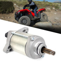 NEW STARTER MOTOR FOR HONDA 420 TRX420TM FOURTRAX RANCHER 420CC 31200-HP5-601 A5