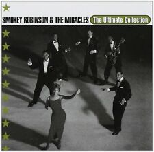 SMOKEY ROBINSON AND & THE MIRACLES: ULTIMATE GREATEST HITS COLLECTION CD BEST OF