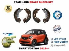 FOR SMART FORTWO C453 0.9 1.0 2014-> NEW 1 X REAR HAND BRAKE SHOES SET