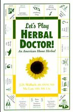 Let's Play HERBAL DOCTOR BOOK Dr. Joel Wallach- FREE CD & HEALTH SURVEY