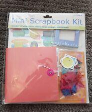 Colorbok mini scrapbook kit Celebration
