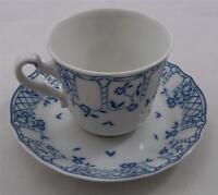 Villeroy & and Boch Heinrich VERUNA espresso cup and saucer NEW