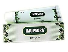 CHARAK IMMUPSORA OINTMENT FOR ALL TYPES PSORIASIS SKIN DISEASE STOPS ITCHING 50G