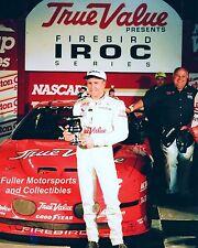 MARK MARTIN IROC SERIES VICTORY LANE CHARLOTTE 1997 8X10 PHOTO PONTIAC FIREBIRD