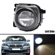 Left Front LED Fog Light Lamp W/ Bulb For BMW 5 Series F10 GT F07 LCI 2014-2016