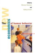 The New Economics of Human Behaviour (1995, Paperback)