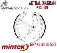 NEW MINTEX REAR BRAKE SHOE SET BRAKING SHOES GENUINE OE QUALITY MFR553