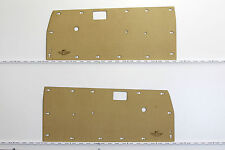 Toyota Hilux 3/4 Length Door Cards. Blank Trim Panels. Aug 1983 - Aug 1988