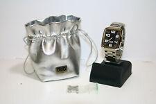 Dolce & Gabanna Time D&G 76N 3ATM Edelstahlarmband inkl. Tasche
