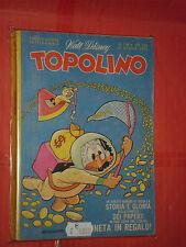 WALT DISNEY- TOPOLINO libretto- n° 749 a - originale mondadori- anni 60/70