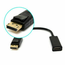 Displayport Male to HDMI Female Cable Converter Adapter for Dell HP Lenovo #262