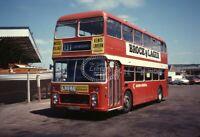 PHOTO Devon General Bristol VR 564 BFJ564L in 1979 on route 331