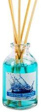 OCEAN SCENTED ESSENTIAL OIL ROOM AIR FRESHENER REED DIFFUSER + STICKS 30ml