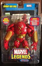Marvel Legends Hulk Buster Iron Man Legendary Rider Series 2005 Toy Biz