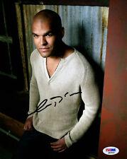 Amaury Nolasco SIGNED 8x10 Photo Prison Break Transformers PSA/DNA AUTOGRAPHED