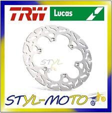 MST247RAC DISCO FRENO POSTERIORE TRW LUCAS YAMAHA YZF 1000 R1 2001