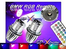 GP Xtreme Cree LED RGB Color Angel Eye Halo Ring BMW E39 E60 E6 E63 E65 5 Series