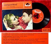 EP Hildegard Knef Polydor 20 399 (1961)