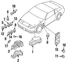 Genuine Nissan Relay 25230-89981