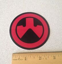 Magpul Authentic PMAG Sticker Gun Black & Red NICE