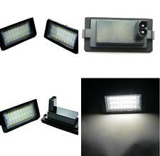 2pcs 7000K 24LED SMD Number License Plate Light Super White Lamp for BMW E38