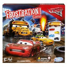 Hasbro Disney Pixar Cars 3 Edition Frustration Board Game [Ages 5+] *BRAND NEW*