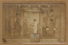 Carte Photo prisonniers de guerre théâtre du camp de Müncheberg m0256