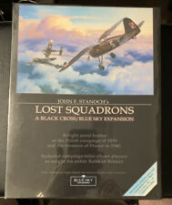 Black Cross/Blue Sky Lost  Squadrons Expansion FREE US Shipping New Sealed