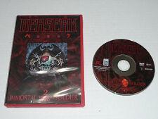 Anime Works Berserk Vol. 2: Immortal Soldier (Dvd, 2002)