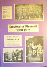 Scouting in Plymouth 1908-1982...Graham E. Brooks & Arthur L. Clamp...Signed 1st