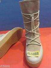 NEW ZARA Split Suede Lace-Up Boots Shoes Taupe US 6.5 EU 37 Bloggers Fave $159.9