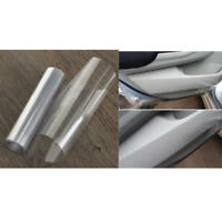 Clear Car Protection Film Vinyl Bra Door Edge Paint Anti-Scratch 1 Roll 3M *15cm