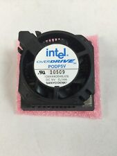 Intel Pentium Overdrive 486 SX DX Upgrade PODP5V Blue Processor 109X4405H6J05 63