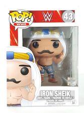 Funko Pop Vinyl Iron Sheik #43 Action Figure Kids Collectible Gift