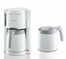 NEW Severin KA9233 Coffee Machine with 2 Thermo Jugs