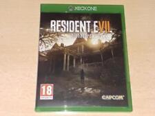 Jeux vidéo français Resident Evil pour Microsoft Xbox One