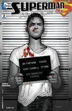 SUPERMAN AMERICAN ALIEN #2 NEAR MINT 2016 UNREAD DC COMICS bin-2017-5823