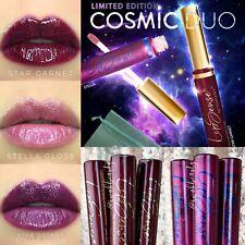 New LipSense COSMIC DUO Limited Edition Star Garnet LipSense & Stella Gloss