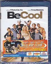 Blu-ray **BE COOL** con John Travolta Uma Thurman nuovo 2005