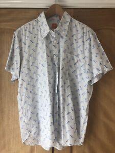 Hugo Boss Short Sleeve Shirt XXL
